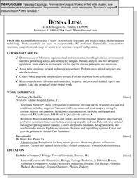 Newly Graduate Resume Sample Sample Resume For A New Graduate Dummies