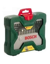 <b>Набор бит и сверл</b> Bosch X-line 43 (2607019613) (43пред.) для ...