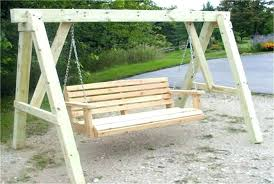 wood porch swing with stand wooden porch swing plans outdoor wooden porch swing plans wooden home