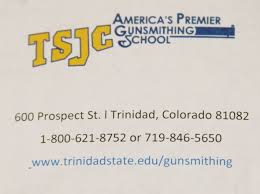 Gunsmithing Schools Trinidad State Junior College In Colorado Has One Of The