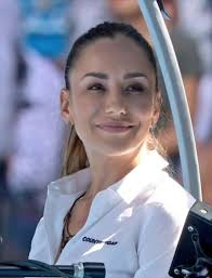She officiated the women's final in the 2018 australian open and had the honor of umpiring. Tennis Umpire Marijana Veljovic Everything You Need To Know About This Stunning Ref Idol Persona