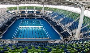 olympic swimming pools. Plain Swimming Rio De Janeiro 2016 XXXI Olympic Games For Swimming Pools