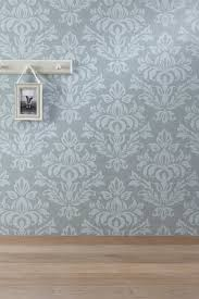 Buy Teal Damask Wallpaper from the Next UK online shop