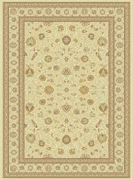 noble art 6529 190 cream gold rugs and runners circles available mc
