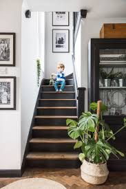 Instead of multicolour match with wall paint design ideas for a contemporary wood floating wood railing staircase in cornwall with open risers. 12 Staircase Ideas Real Homes