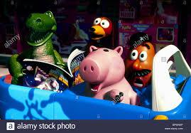mr potato head toy story 2. Fine Toy REX SLINKY HAMM U0026 MR POTATO HEAD TOY STORY 2 1999  Stock Image With Mr Potato Head Toy Story