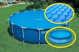 above ground pool solar covers. Solar Cover For Above Ground Pool Reels In Pools Covers B