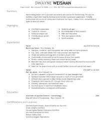 Hair Stylist Resume Impressive Hair Stylist Resume Example Of Hair Stylist Resume Hairstylist Hair