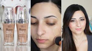 l oreal true match foundation review full day wear test and first impressions ysis lorenna you