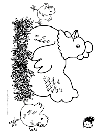 Easter Coloring Picture For Toddlers Coloring Pages For Kids