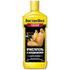 <b>Очиститель</b>-кондиционер для <b>кожи DoctorWax</b>, 300 мл, DW5210 ...