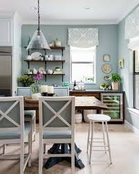 BEFORE AND AFTER - A Dark Wood Kitchen Gets A Coastal Style Makeover ...