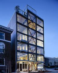 Capitol Hill Seattle Loft Apartment Building Cool Architectural - Warehouse loft apartment exterior