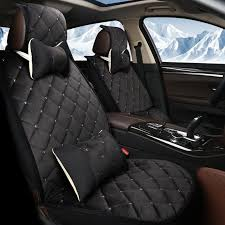 winter plush car seat covers business purpose vehicle 7seats car cushion seat cover exported to europe and america quanlity 30cm thickness the best car