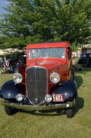 Auction Results and Sales Data for 1935 Chevrolet Series ED
