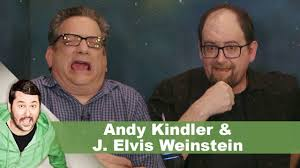 Andy Kindler & J. Elvis Weinstein | Getting Doug with High - YouTube