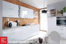 Small Kitchen White Cabinets In A Design Galley Glass Full Size Of