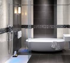 Modern Bathroom Tile Designs Inspiring Fine Modern Bathroom Tile Designs  For Worthy Modern Images