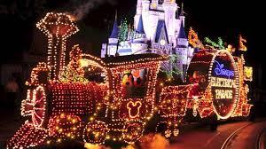 Electric Light Parade Disneyland Walt Disney Worlds Main Street Electrical Parade Soundtrack 2010