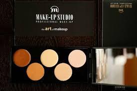 image make up studio shaping box face it concealer light contour palette makeup nl contouren shapen highlighten