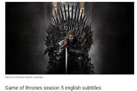 how to game of thrones
