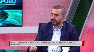 """A Spor on Twitter: """"Nevzat Dindar: #Galatasaray, Ahmet Çalık'ı 2-2.5 milyon  Euro'ya bitirecek @nevzatdindar @aykutince76 https://t.co/8rkTokSyaz…  https://t.co/iEGRWB6DLC"""""""