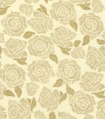 Keepsake Calico Cotton Fabric - Metallic Rose Cream Gold | Crafty ... & Keepsake Calico Cotton Fabric - Metallic Rose Cream Gold Adamdwight.com