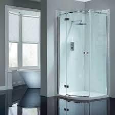 frameless single shower doors. April Prestige2 Frameless Single Door Offset Quadrant Shower Enclosure 900mm X 760mm Doors