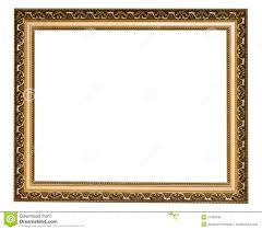 Antique frame Diy Gold Antique Frame Isolated On White Background Royalty Free Stock Photo Dreamstimecom Antique Frame Stock Images Download 164025 Royalty Free Photos