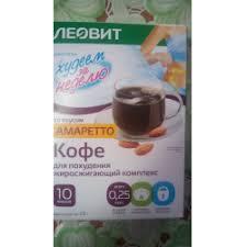 """Отзывы о <b>Кофе</b> для похудения Леовит """"<b>Худеем за неделю</b>"""" со ..."""