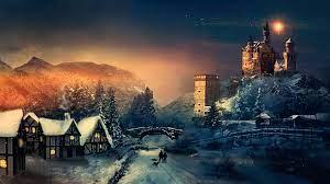 17+ Winter Christmas Wallpaper 4k ...
