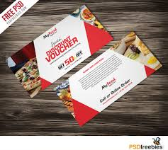 free photoshop wellness flyer discount voucher free psd template download download psd