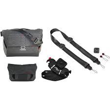 Peak Design Pack Peak Design Travelers Bundle B H Kit Charcoal