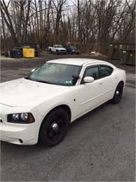 2008 Dodge Charger 5.7 Hemi Engine Police Model for Auction ...