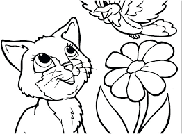Coloring Pages Funny Animals Cute Animal Coloring Pages To Print
