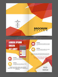 Two Page Brochure Template Two Page Flyer Insaat Mcpgroup Co