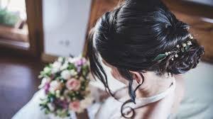 Témoignages La Coiffure De Mon Mariage La Mariée En
