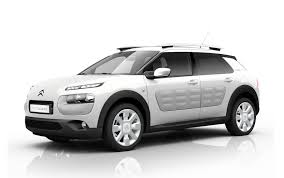 Citroen C4 Cactus W special edition takes a bow