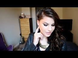 cher lloyd with ur love inspired makeup hair tutorial