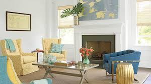 Daniel Island Showhouse Living Room
