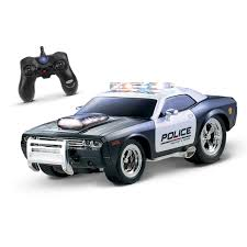 KidiRace RC Remote Control Police Car for Kids, Rechargeable, Durable and Easy to 5 Best Kids Toddlers in Dec. 2018