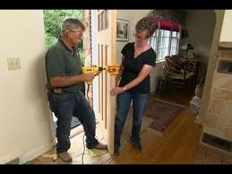 install front doorHow to Hang a New Front Door in an Existing Frame  This Old House