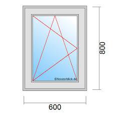 Fenster 60x80 Cm Zu Attraktiven Preisen Fensterblickde
