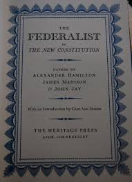 heritage press the federalist papers by alexander hamilton john title