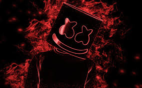 Marshmello, American Dj, Red Smoke ...