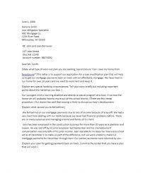 sample letter to loan officer mortgage hardship letter sample samples for loan modification full