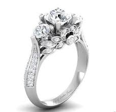 a museum perfect 2ct russian lab diamond engagement promise