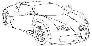 Simple Car Coloring Pages Qnrfsubmission