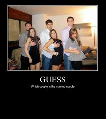 Funny Memes — Guess The Married Couple? via Relatably.com