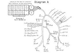 ford 7 3l glow plug wiring harness (1989 1991) international 7.3 idi glow plug wiring diagram at Glow Plug Wiring Harness